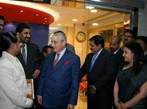 Visit of Capt. Imran Khan of Excelerate Energy LP to AIMRI